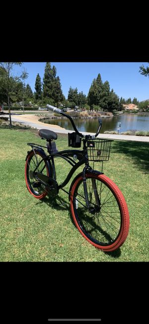 """New awesome 😎 beach cruiser deluxe 26"""" standard bike Nel Lusso Mens bicycle for Sale in Chula Vista, CA"""