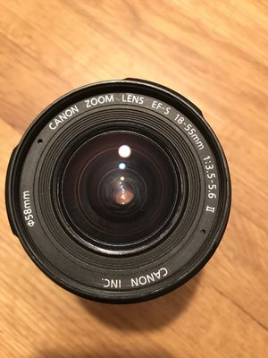 Canon 18-55mm EFS 2 for Sale in West Chester, PA