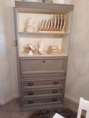 Shelving unit / desk for Sale in Bakersfield, CA