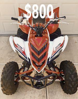 ✅Ask for 💲 800 urgentl 2008Yamaha Raptor700rr for Sale in Denver, CO