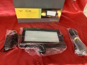 GENARY SPECTROLED LED LIGHT MODEL SP-E 500B for Sale in Eatontown, NJ
