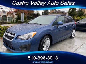 2013 Subaru Impreza 2.0i Premium for Sale in Castro Valley, CA