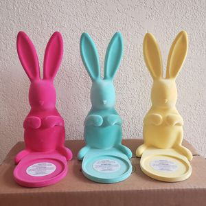 Bath and body works easter bunny candle holders set for Sale in Pico Rivera, CA