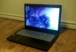 Asus Aluminum Brushed i5-3210M 8GB 750GB Back-Lit Laptop for Sale in Tacoma, WA