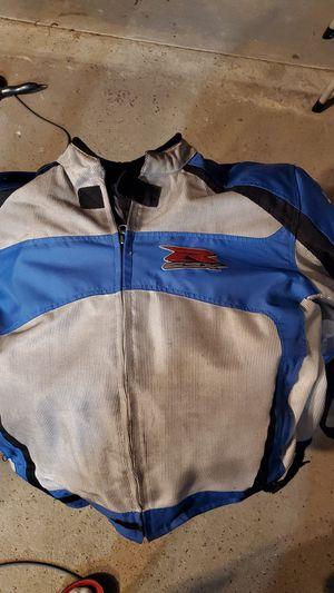 3XL Suzuki Motorcycle Jacket for Sale in Spring Valley, CA