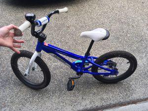 Boys Specialized brand bike w/ training wheels for Sale in Mill Creek, WA
