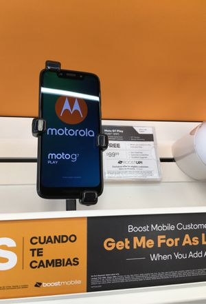 Amazing MOTO G7 Play FREE for Sale in Orlando, FL