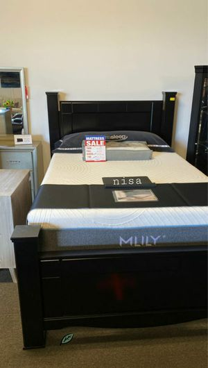 SPECIAL] Shay Black Poster Bedroom Set 📢🍉 for Sale in Jessup, MD
