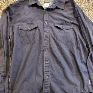 Patagonia Button Up Long Sleeve Shirt Mens L for Sale in Bakersfield, CA
