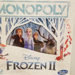 Frozen 2 Monopoly for Sale in Fort Lauderdale, FL