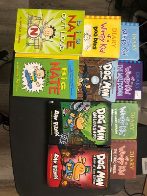 Books! Selling as a LOT of 10. for Sale in Dallas, TX
