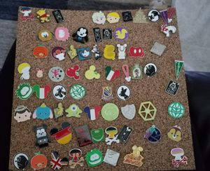 Disney Pins! 100% Tradable $1 Each for Sale in Clermont, FL