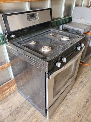 Whirlpool used stove 150 for Sale in MD, US
