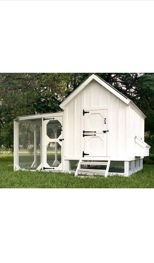 Custom Chicken Coops for Sale in Columbus, OH