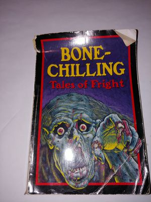 Bone chilling tales book for Sale in San Antonio, TX