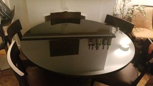 Table set with 5 chairs for Sale in New York, NY
