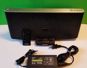 Sony RDPX200IP!!Bluetooth Speaker !! Sounds Great!! (As is) for Sale in San Diego, CA