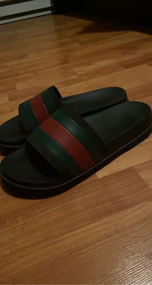 Gucci Mens Slides for Sale in CTRY CLB HGTS, IN
