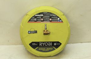 15 in. 3300 PSI Surface Cleaner for Gas Pressure Washer for Sale in Bakersfield, CA