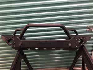 Jeep Wrangler JK / JKU Rubicon Sahara 07-18 Brand New Bumper Grille Bull Bar Parts for Sale in Tamarac, FL