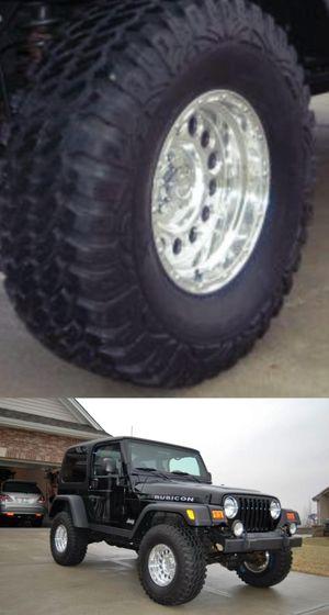 2003 Jeep Rubicon Price$1200 for Sale in Washington, DC