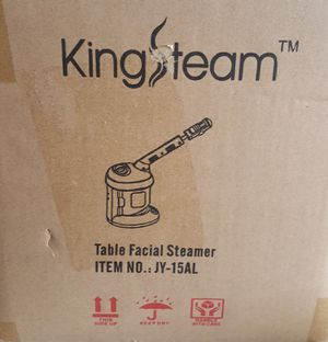 Kingsteam, facial steamer for Sale in Arlington, TX