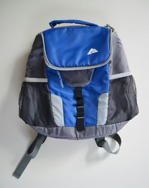 Ozark Trail Insulate Travel Backpack Medium Blue Grey for Sale in Elmwood Park, IL