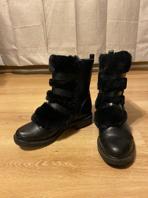 Report Faux Fur Boots for Sale in Silver Spring, MD