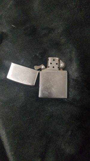 Chrome Zippo Lighter for Sale in Fort Worth, TX