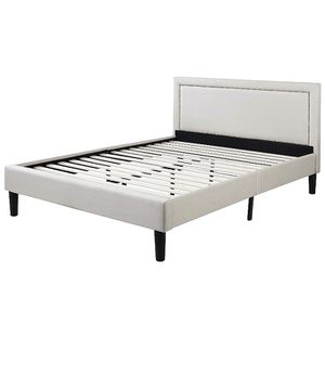 Queen platform bed for Sale in Salt Lake City, UT