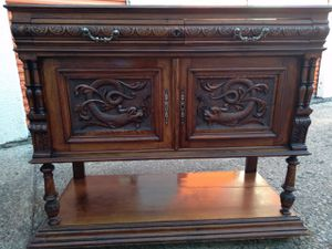 Beautiful Antique Buffet for Sale in Hurst, TX