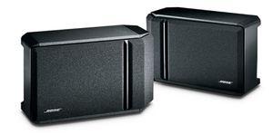 Bose 201 Series IV Direct Reflecting Speaker System Black for Sale in Jacksonville, FL