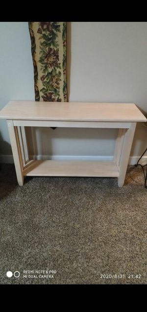 Breakfast Malaysian wood table great condition for Sale in Stamford, CT