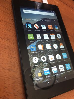 Amazon Fire Tablet for Sale in Houston, TX