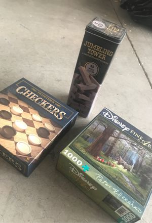 Game boards for Sale in Victorville, CA