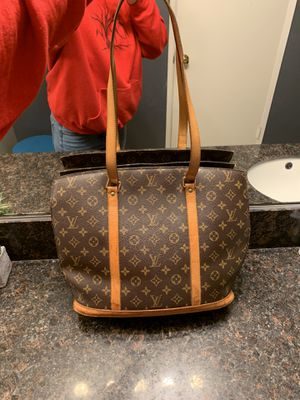 Authentic Louis Vuitton Babylone Tote Purse for Sale in Los Angeles, CA