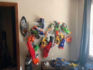 Nerf guns for Sale in Edmond, OK