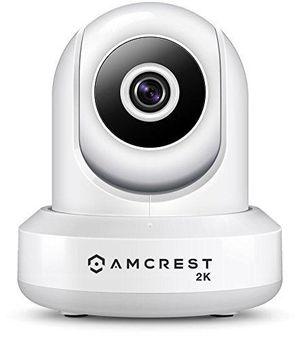 Amcrest UltraHD 2K 3MP Wi-Fi Video Security Wireless IP Camera for Sale in Little Rock, AR