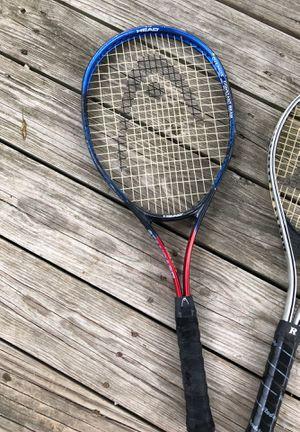 Tennis rackets for Sale in Belleville, IL