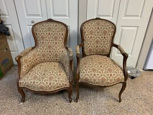 Set of two antique chairs for Sale in Murrieta, CA