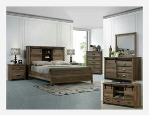 CALHOUN BEDROOM SET WITH $39 DOWN PAYMENT TAKE IT NOW!!! for Sale in Houston, TX