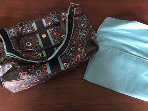Coach diaper bag for Sale in Cranberry Township, PA