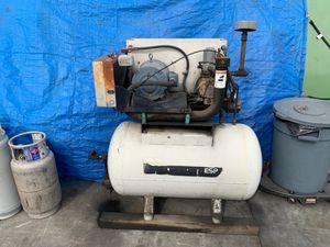 Ingersoll rand 10 hp , 35 cfm horizontal air compressor for Sale in Pomona, CA
