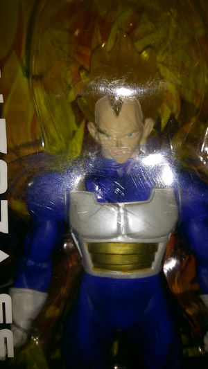 DragonBall Z Super Saiyan Vegeta for Sale in San Marcos, TX