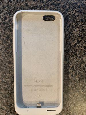 Apple iPhone 6/6s Smart battery case Model A1585 for Sale in Franklin, TN