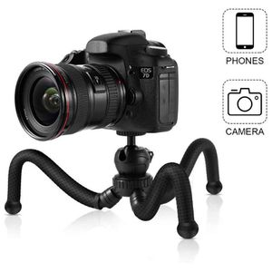Flexible Camera Tripod,12 Inch Mini Travel Tripod Stand Holder for DSLR Camera, GoPro, iPhone, Android Smartphone,360° Rotatable Swivel Mount for Sale, used for sale  Queens, NY