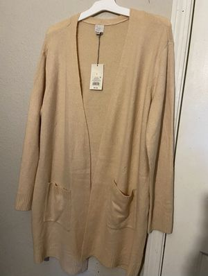 Women's cardigan large for Sale in Everett, WA
