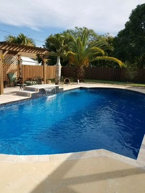 Diamont brite # pool # tile for Sale in Greenacres, FL