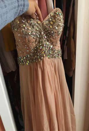 Formal/ prom/ graduation dress 💓❄️ size small for Sale in Bakersfield, CA