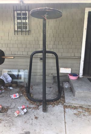 speed bag post for Sale in Los Angeles, CA